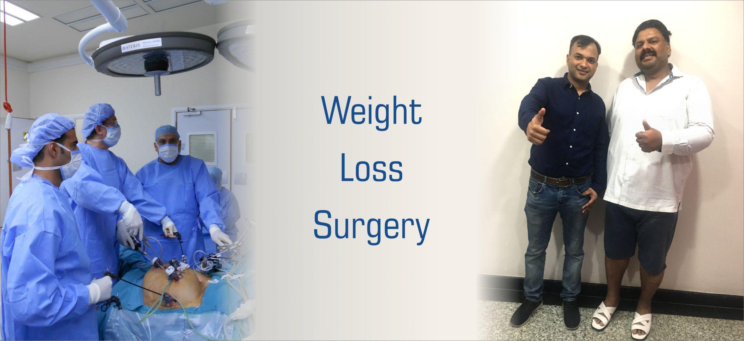 Advanced Bariatric Surgery
