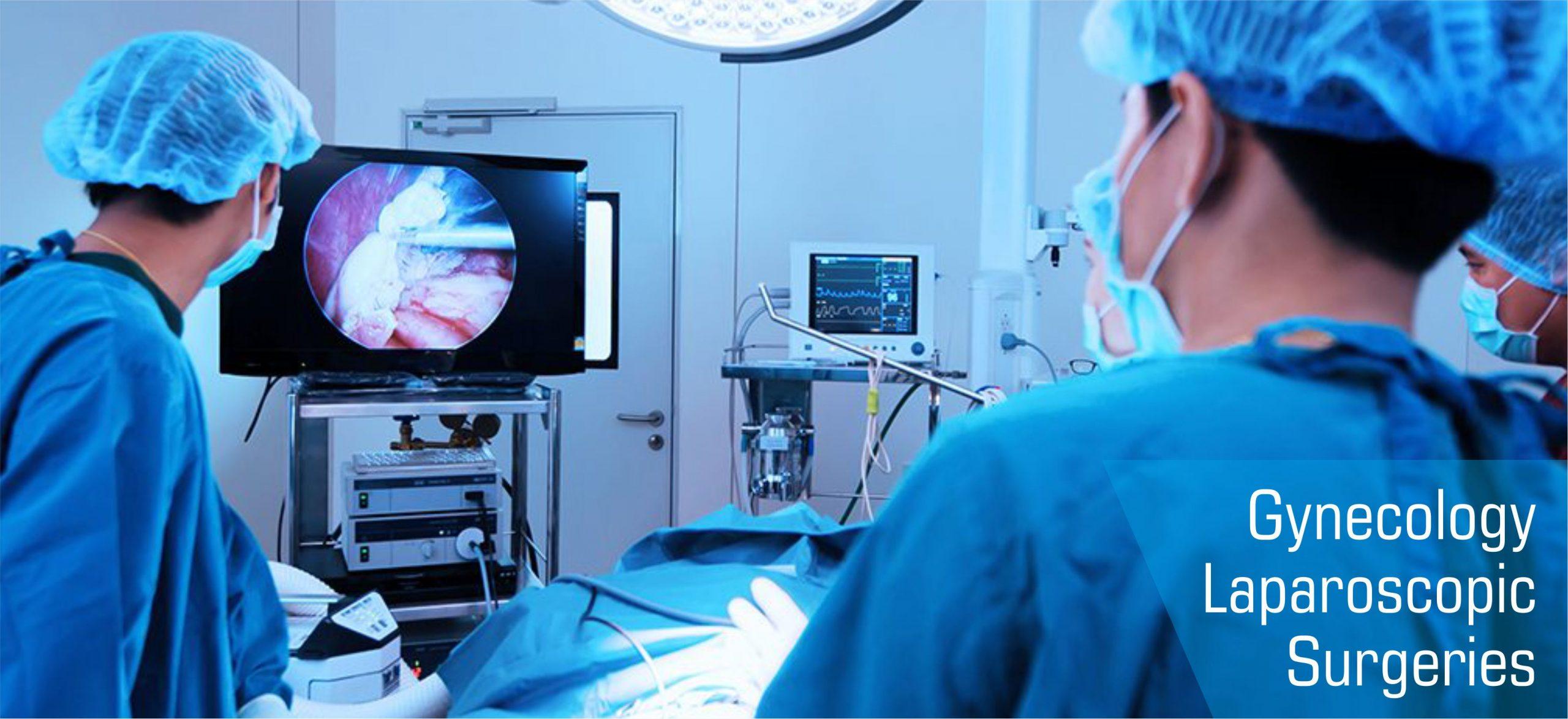 Advanced laparoscopic surgery 4